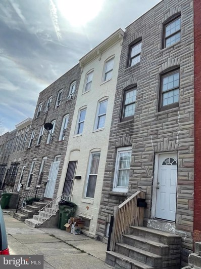 310 S Gilmor Street, Baltimore, MD 21223 - #: MDBA551150