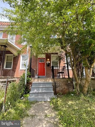 5317 Maple Avenue, Baltimore, MD 21215 - #: MDBA551164