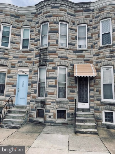 1257 Carroll Street, Baltimore, MD 21230 - #: MDBA551220