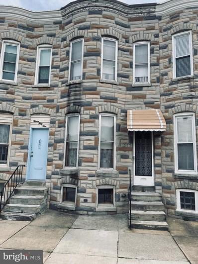 1257 Carroll Street, Baltimore, MD 21230 - #: MDBA551220