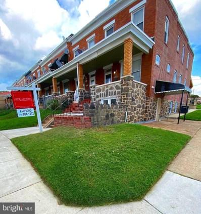739 Ponca Street, Baltimore, MD 21224 - #: MDBA551236