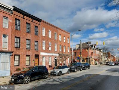 1826 Aliceanna Street, Baltimore, MD 21231 - #: MDBA551336