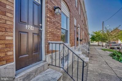 324 S Newkirk Street, Baltimore, MD 21224 - #: MDBA551378