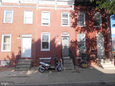1705 N Mount Street, Baltimore, MD 21217 - #: MDBA551380