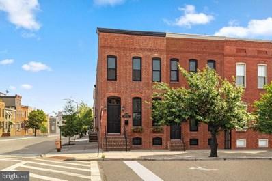2829 Hudson Street, Baltimore, MD 21224 - #: MDBA551422