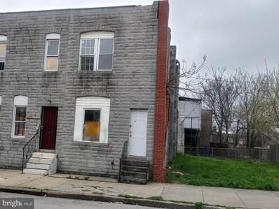 510 S Pulaski Street, Baltimore, MD 21223 - #: MDBA551426