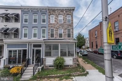 3722 Roland Avenue, Baltimore, MD 21211 - #: MDBA551438