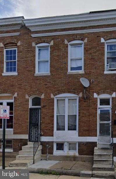3 N Gorman Avenue, Baltimore, MD 21223 - #: MDBA551454
