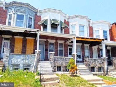 1104 Dukeland Street, Baltimore, MD 21216 - #: MDBA551464