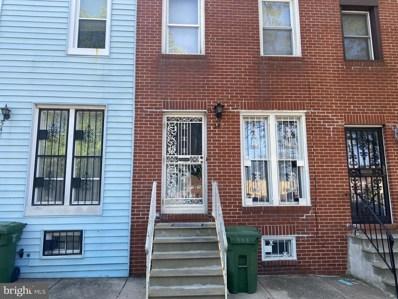 547 Mosher Street, Baltimore, MD 21217 - #: MDBA551488