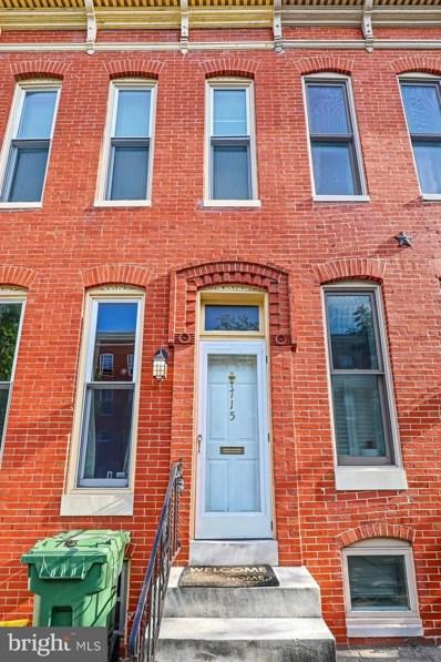 715 Portland Street, Baltimore, MD 21230 - #: MDBA551578