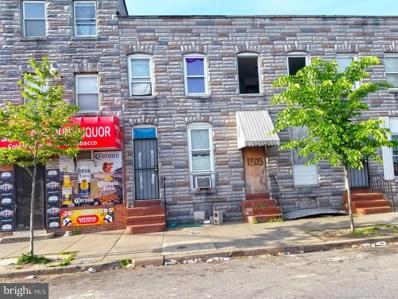 1803 Ramsay Street, Baltimore, MD 21223 - #: MDBA551594