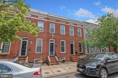 1445 Andre Street, Baltimore, MD 21230 - #: MDBA551666