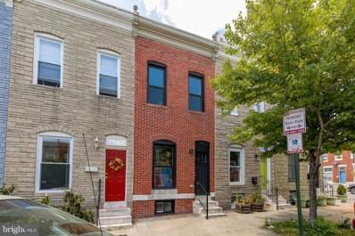 160 N Potomac Street, Baltimore, MD 21224 - #: MDBA551744