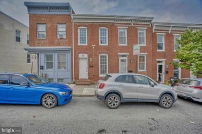 51 E Heath Street, Baltimore, MD 21230 - #: MDBA551760
