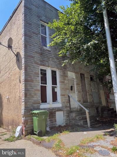 512 N Mount Street, Baltimore, MD 21223 - #: MDBA551806