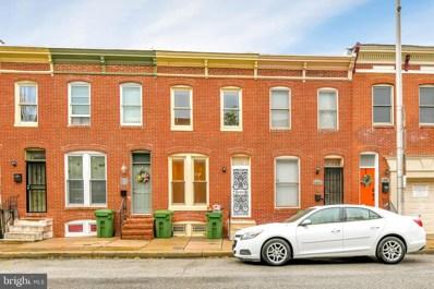1007 N Washington Street, Baltimore, MD 21205 - #: MDBA551938