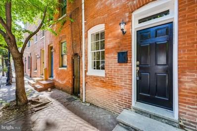 1608 Lancaster Street, Baltimore, MD 21231 - #: MDBA552028