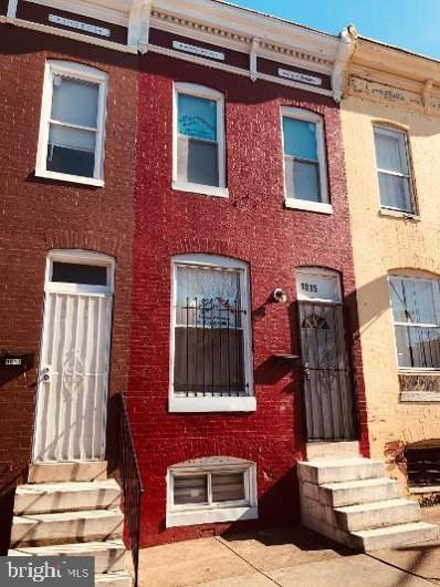 1815 N Montford Avenue, Baltimore, MD 21213 - #: MDBA552068
