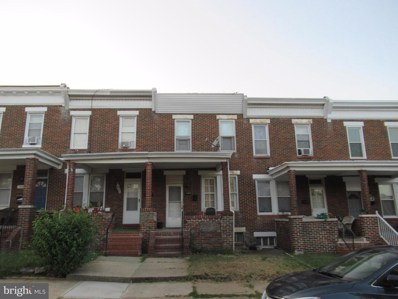 3404 Cardenas Avenue, Baltimore, MD 21213 - #: MDBA552070