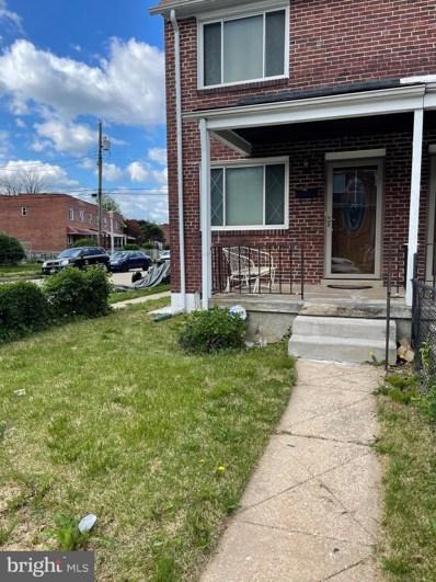5334 Gist Avenue, Baltimore, MD 21215 - #: MDBA552168
