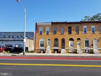 2122 E North Avenue, Baltimore, MD 21213 - #: MDBA552196