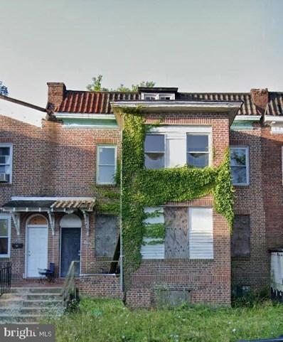 4009 Boarman Avenue, Baltimore, MD 21215 - #: MDBA552206