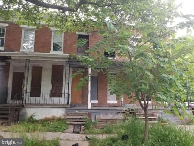 1722 N Dukeland Street, Baltimore, MD 21216 - #: MDBA552228