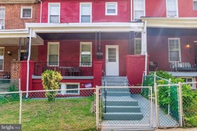 1539 Montpelier Street, Baltimore, MD 21218 - #: MDBA552320