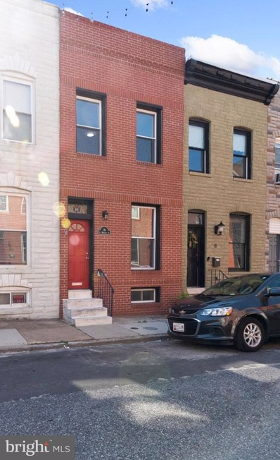 10 S Robinson Street, Baltimore, MD 21224 - #: MDBA552358