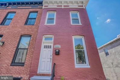 504 S Clinton Street, Baltimore, MD 21224 - #: MDBA552366