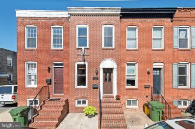 1728 Byrd Street, Baltimore, MD 21230 - #: MDBA552380
