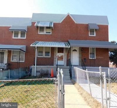 2102 Harman Avenue, Baltimore, MD 21230 - #: MDBA552394