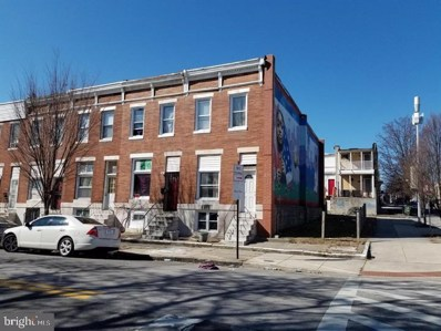 540 N Lakewood Avenue, Baltimore, MD 21205 - MLS#: MDBA552416
