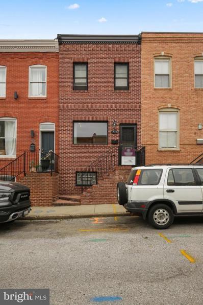 515 S Bouldin Street, Baltimore, MD 21224 - #: MDBA552436
