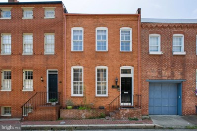 119 W Montgomery Street, Baltimore, MD 21230 - #: MDBA552454