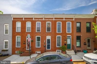 443 E Gittings Street, Baltimore, MD 21230 - #: MDBA552492