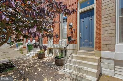 308 E Lafayette Avenue, Baltimore, MD 21202 - #: MDBA552498