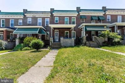 3105 Normount Avenue, Baltimore, MD 21216 - #: MDBA552504