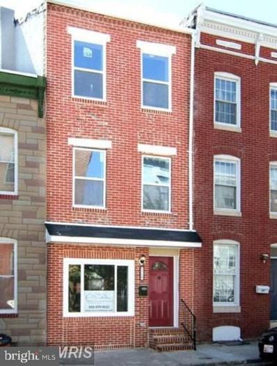 1718 Light Street, Baltimore, MD 21230 - #: MDBA552540