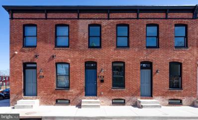 808 N Madeira Street N, Baltimore, MD 21205 - #: MDBA552552