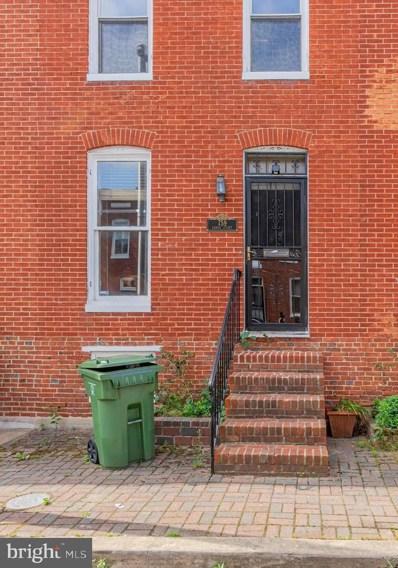 759 Ramsay Street, Baltimore, MD 21230 - #: MDBA552602