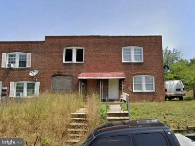 812 Stoll Street, Baltimore, MD 21225 - #: MDBA552622