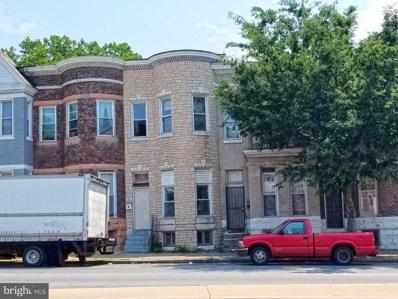 1809 N Fulton Avenue, Baltimore, MD 21217 - #: MDBA552624