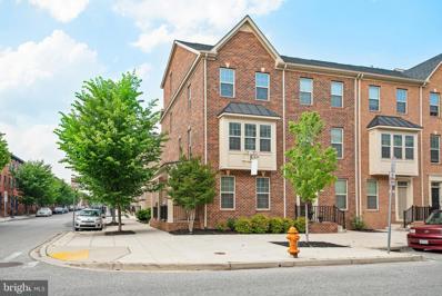 1710 E Eager Street, Baltimore, MD 21205 - #: MDBA552640