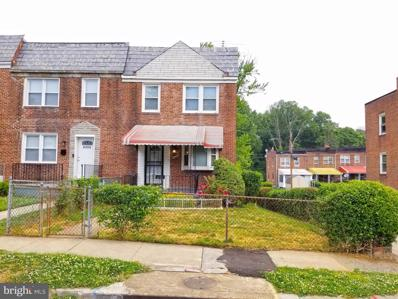 4222 Flowerton Road, Baltimore, MD 21229 - #: MDBA552654