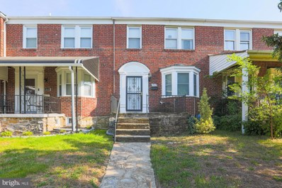 1543 Lochwood Road, Baltimore, MD 21218 - #: MDBA552704