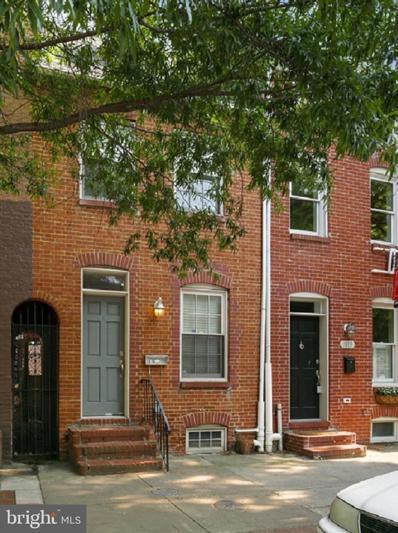 1815 Fleet Street, Baltimore, MD 21231 - #: MDBA552734
