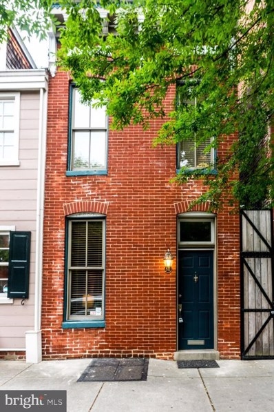 811 S Bond Street, Baltimore, MD 21231 - #: MDBA552764