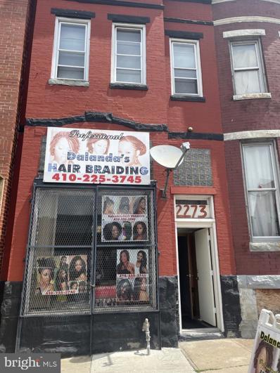 2273 Reisterstown Road, Baltimore, MD 21217 - #: MDBA552792